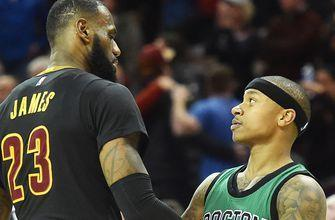 Shannon explains why LeBron James and the Cavs aren't hurting after losing Kyrie Irving