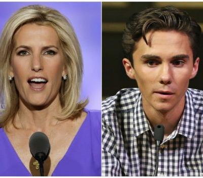 Laura Ingraham takes an 'Easter break' amid David Hogg controversy and advertiser revolt