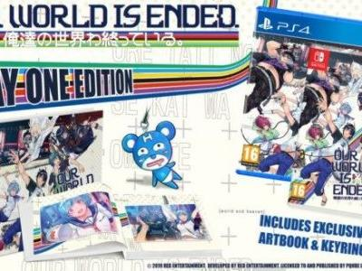 Our World Is Ended Gets a Release Date and Day One CE