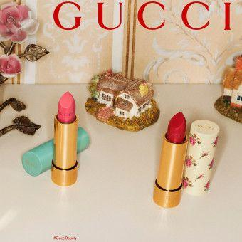 Gucci Beauty Is Back with a 58-Piece Collection of Lipsticks