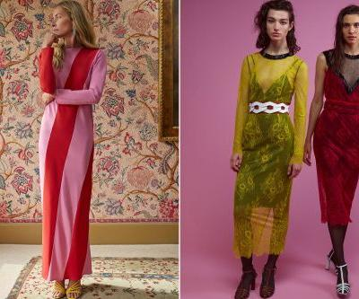 The holiday season's hottest dress is impossible to walk in