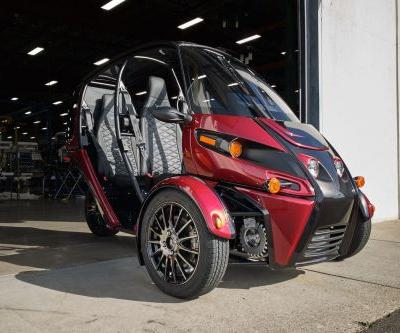 Arcimoto's finally delivering its weird, fun electric trike