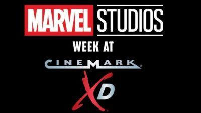 Your Favorite MCU Movies Return to Cinemark Theaters with $5 Tickets