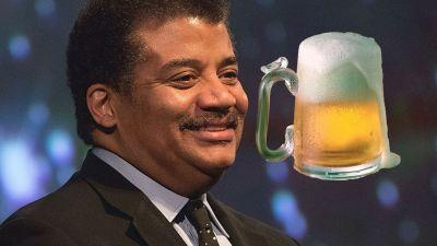 Beer Nerds Create Drinkable Tribute to Neil deGrasse Tyson