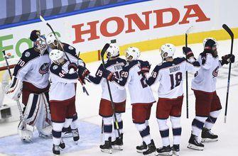 Tenacious Blue Jackets shift momentum to advance in playoffs