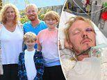 Father, 40, relies on photos after motorbike crash destroyed his ability to make new memories