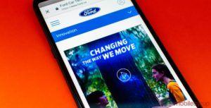Ford launches 'Ford Autonomous Vehicles' research and development subsidiary