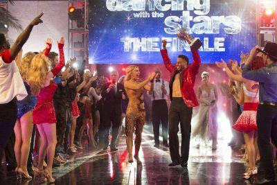 How did Rashad Jennings win 'Dancing with the Stars'? It's still an athlete's show