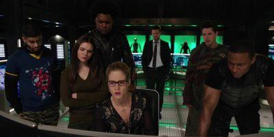 Don't Expect New Team Members In Arrow Season 6