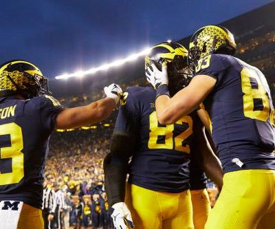 Michigan pushes past Indiana to set up epic winner-take-all showdown with Ohio State