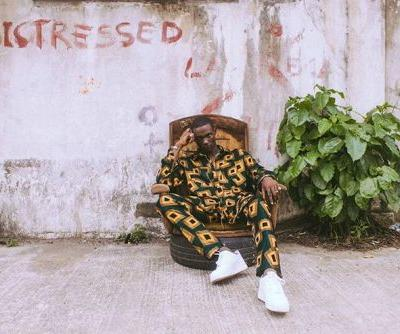 Tinie Tempah and Modus Vivendii's capsule collection is true African fashion excellence