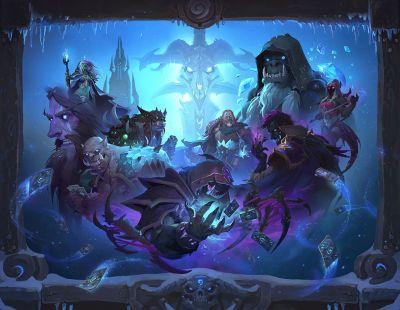 The Solo Missions for 'Hearthstone' 'Knights of the Frozen Throne' Are Live