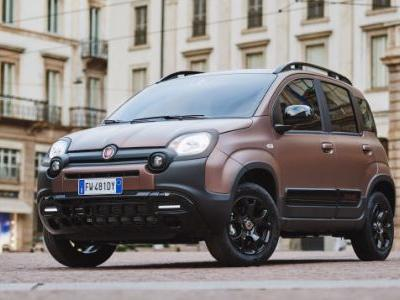 The Fiat Panda Trussardi Is A City Car For The End Times