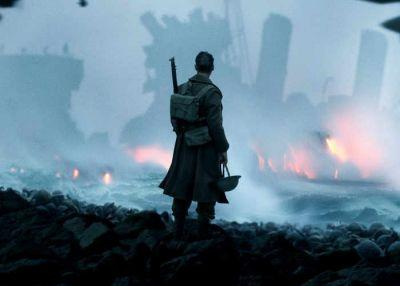 Christopher Nolan Dunkirk Movie Premiers In Theatres Tomorrow