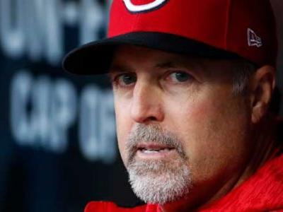 Bryan Price served 666 games as team's manager