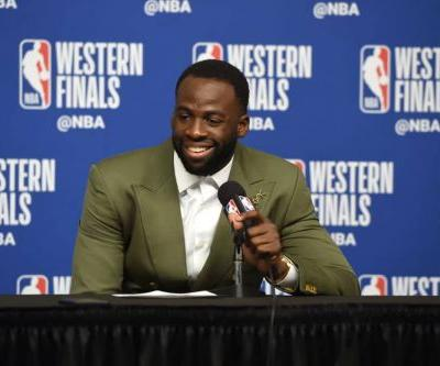 Draymond Green: Warriors to Force Game 7 vs Houston