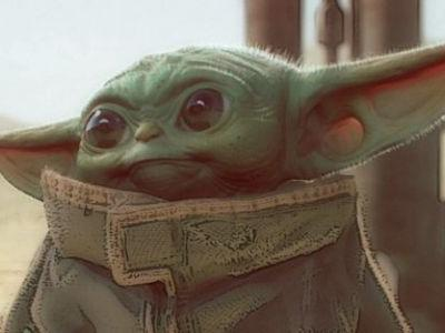If You Want Official 'Star Wars' Baby Yoda Merchandise with the Same Cheaply Printed Image, We Have Good News