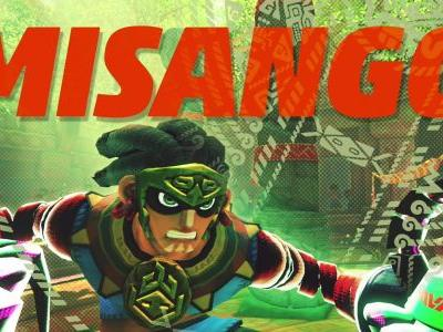 ARMS' 4.0 update introduces Misango to the battle