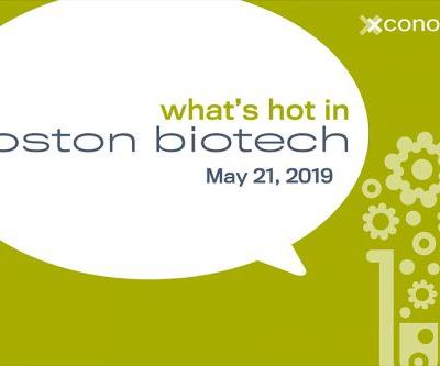 Gene Therapy Boom, Cracking Alzheimer's: What's Hot on May 21