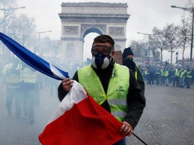 France's ramshackle 'Yellow Vest' protesters have Emmanuel Macron's back against the wall - but they're nervous about replacing him