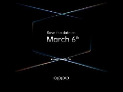 OPPO Find X2 Flagship Launch Rescheduled To March 6