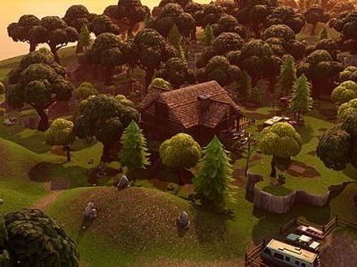 Fortnite Season 5, Week 6 Challenge Guide: Search Chests in Lonely Lodge