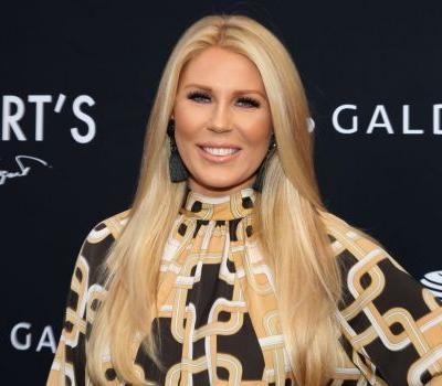 Real Housewives Of Orange County Alum Gretchen Rossi Suffered From Postpartum Depression