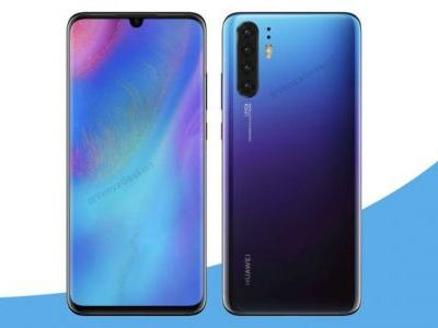More leaks of Huawei P30 and P30 Pro surfaces from Norway and Belgium