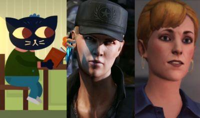 The 10 Best Video Game Moms