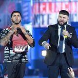 Anuel and Farruko Call Out Puerto Rico Governor During Premios Juventud Performance and Ask Him to Resign With Dignity