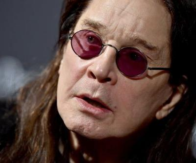Ozzy Osbourne says he's in 'unbelievable pain 24/7'