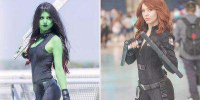 25 Hottest Marvel Cosplayers Who Look Just Like Their Characters