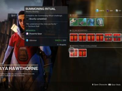 Destiny 2: changes to Clan system in Season of the Drifter