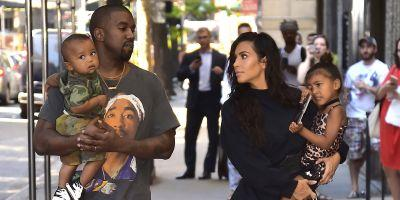 Kim Kardashian and Kanye West hire a surrogate for their third child