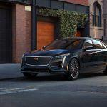 2019 Cadillac CT6 V-Sport Puts a V-8 Under the Hood - Official Photos and Info