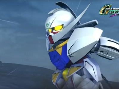 SD Gundam G Generation Cross Rays' latest trailer shows off the first wave of DLC, Reconguista in G confirmed