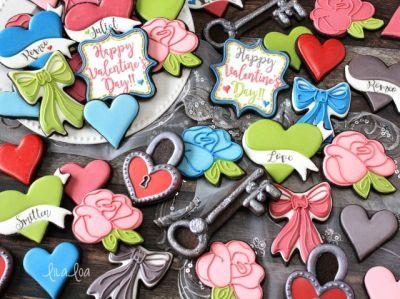 The LilaLoa Collection for Ann Clark Cookie Cutters