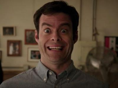 Bill Hader is a Hitman Who Wants to Act in the Barry Trailer