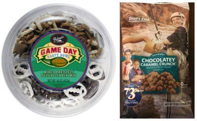 Publix, Wal-Mart, Palmer brand snacks recalled for Salmonella