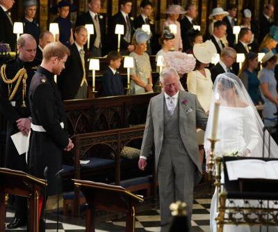 """Prince Charles's Royal Wedding Speech to His """"Darling Old Harry"""" Left Everyone Emotional"""