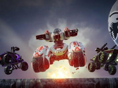 Switchblade Announced for PS4, Closed Beta Begins January 22