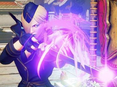 Capcom-Unity breaks down Falke's abilities in Street Fighter V: Arcade Edition