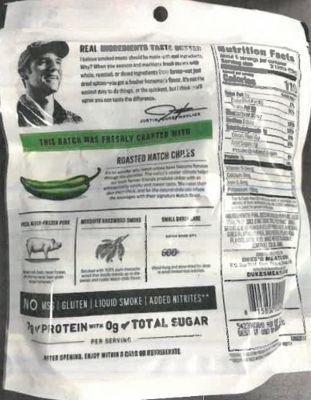 USDA mum on product tampering behind 96-ton snack sausage recall