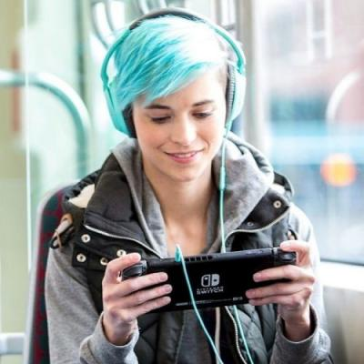 Here's your shot at a discounted Nintendo Switch bundle for Cyber Monday