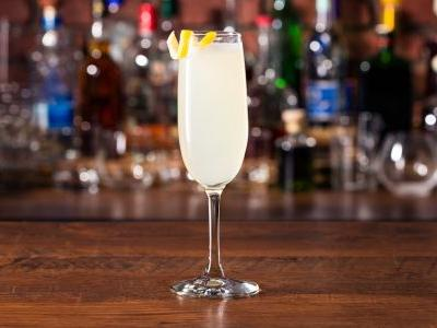 Best Practices: When Making a French 75, Good Bubbles Are Key