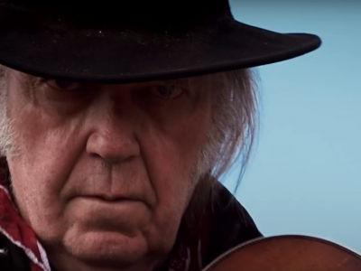 Neil Young Stars In & Soundtracks The Netflix Western Paradox; Watch The Trailer