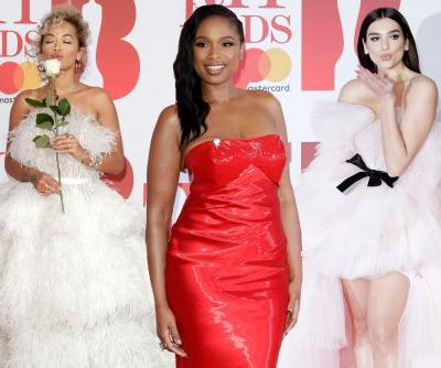 The best of the Brit Awards red carpet