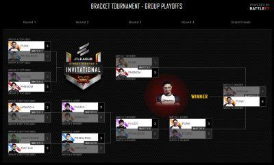 ELEAGUE Street Fighter V Invitational playoffs: Final results