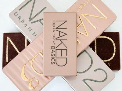 Urban Decay Naked Palette Must-Haves