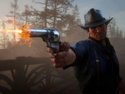 The most wallpaper-worthy screenshots from the Red Dead Redemption 2 trailer